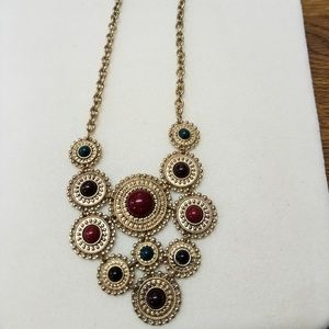 Jewelry - CABACHON COSTUME NECKLACE